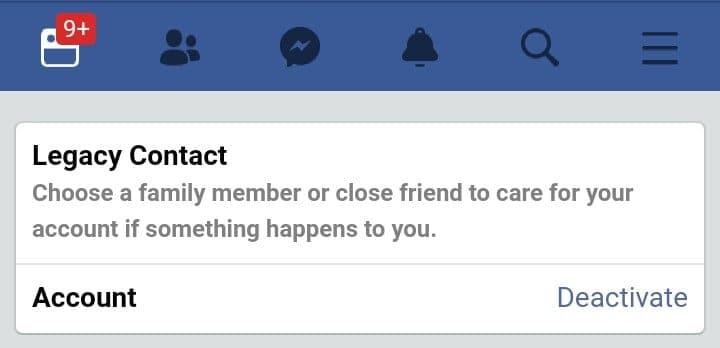 मोबाइल से Facebook account delete कैसे करें
