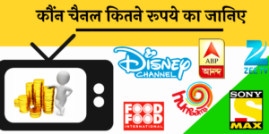 DTH tv channel price list hindi